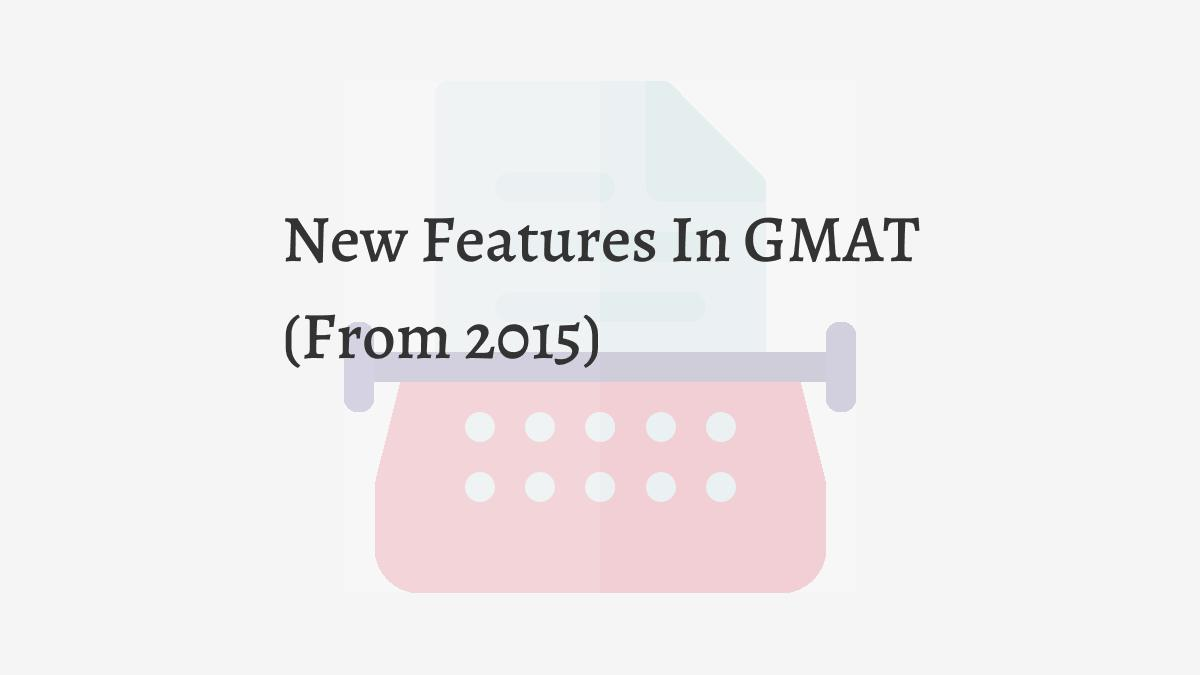 New Features In GMAT (From 2015)